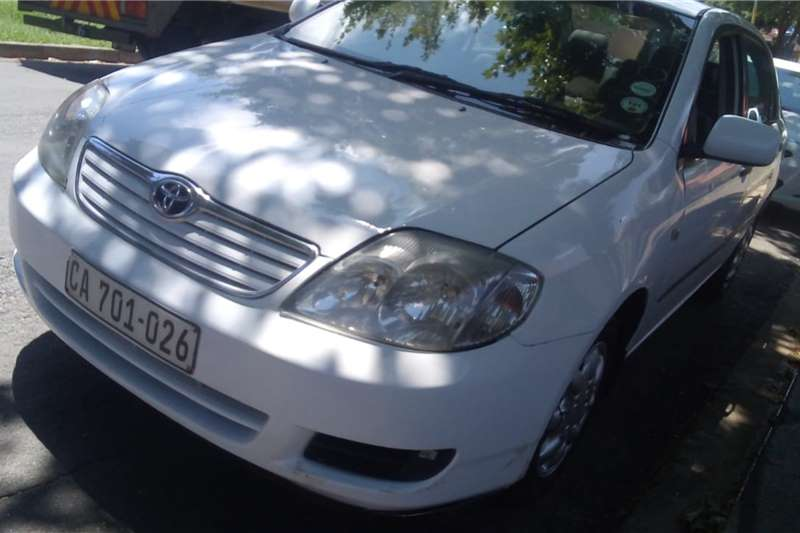 Used 2005 Toyota Corolla 140i