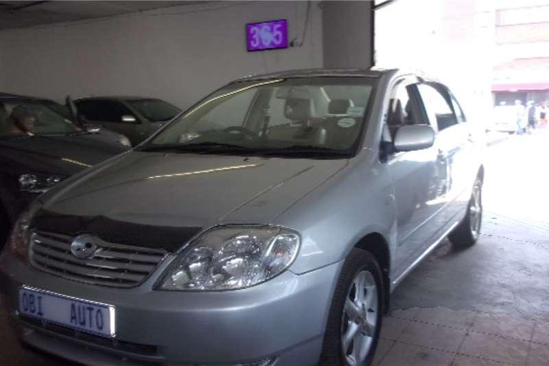 Used 2006 Toyota Corolla 140i
