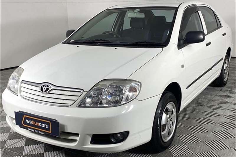 Used 2007 Toyota Corolla 140i
