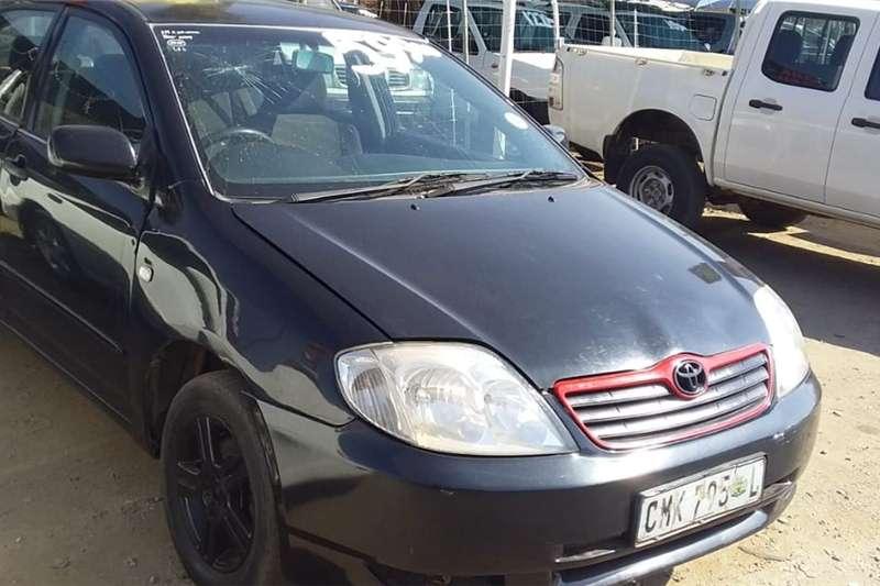 Toyota Corolla 140i GLE 2003