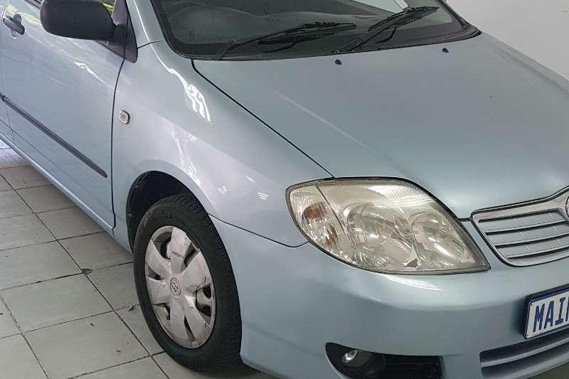 Toyota Corolla 140i GLE 2005