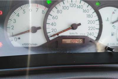 Toyota Corolla 140i GLE 2006