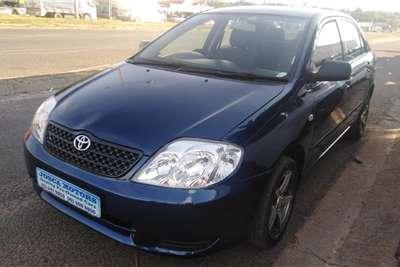 Used 2006 Toyota Corolla 140i GLE