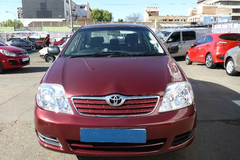 Toyota Corolla 140i GLE 2007