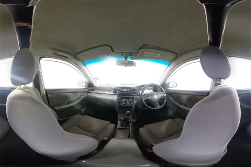 2007 Toyota Corolla Corolla 140i GLE