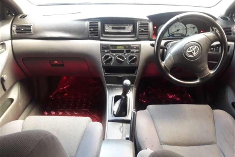 Toyota Corolla 140i GLE 2008