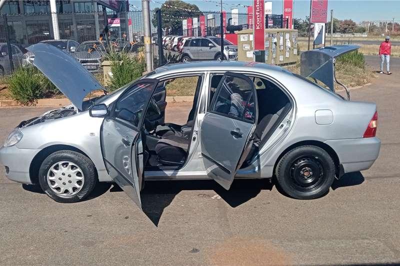 Used 2003 Toyota Corolla 140i GLS