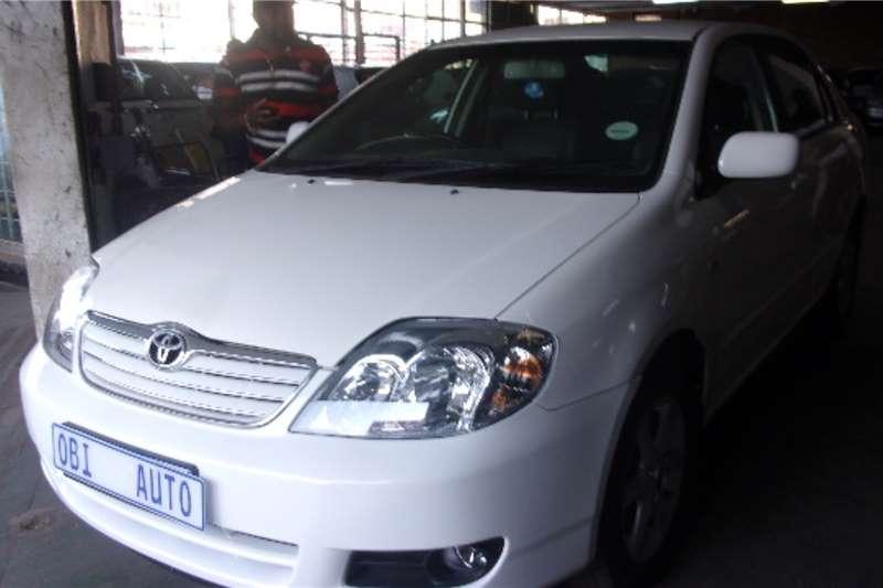 Used 2005 Toyota Corolla 140i GLS