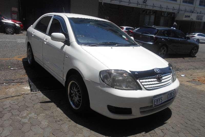 Toyota Corolla 140i GLS 2006