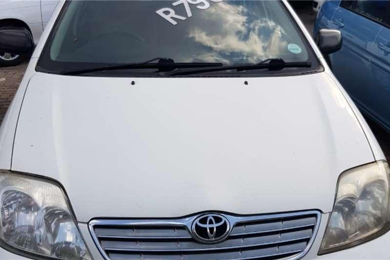 Toyota Corolla 140i GLS 2007