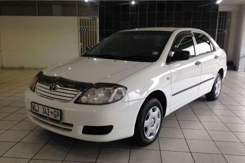 Toyota Corolla For Sale In Gauteng Auto Mart