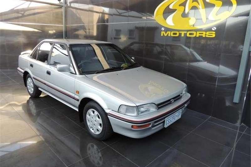 Toyota Corolla 160i GL 1994
