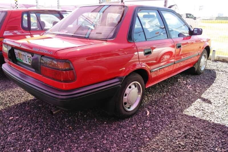 Toyota Corolla 160i GL automatic 1992