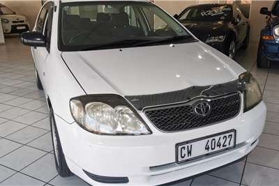 Used 2003 Toyota Corolla 160i GLE
