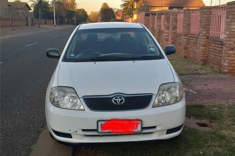Toyota Corolla Cars For Sale In Pretoria Auto Mart