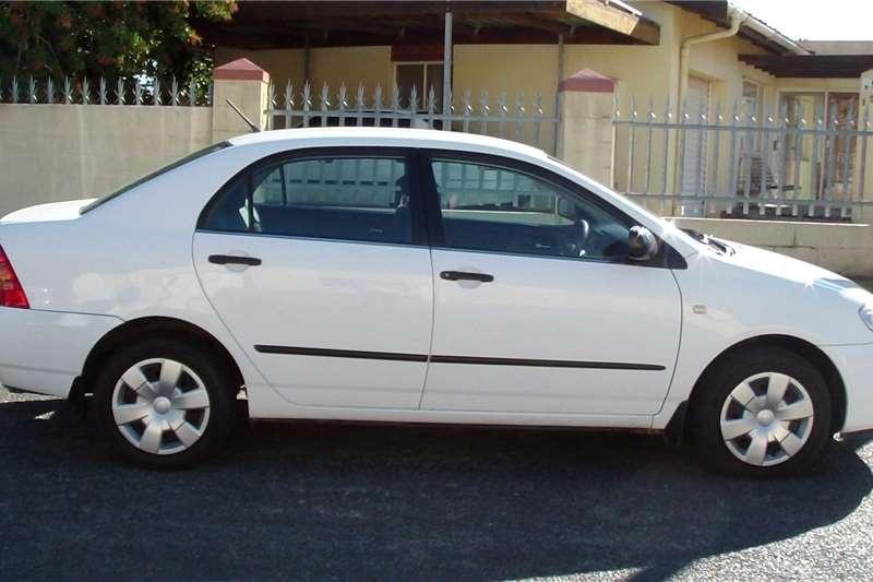 Toyota Corolla 160i GLE 2006