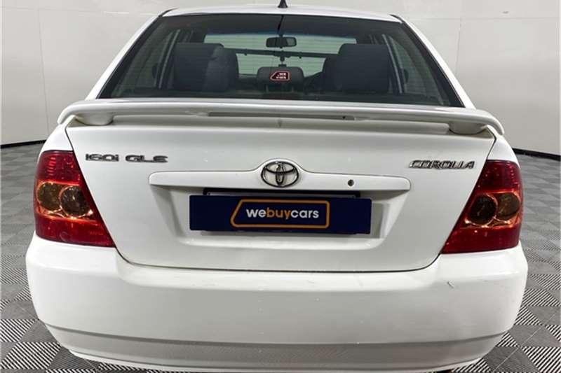 2006 Toyota Corolla Corolla 160i GLE