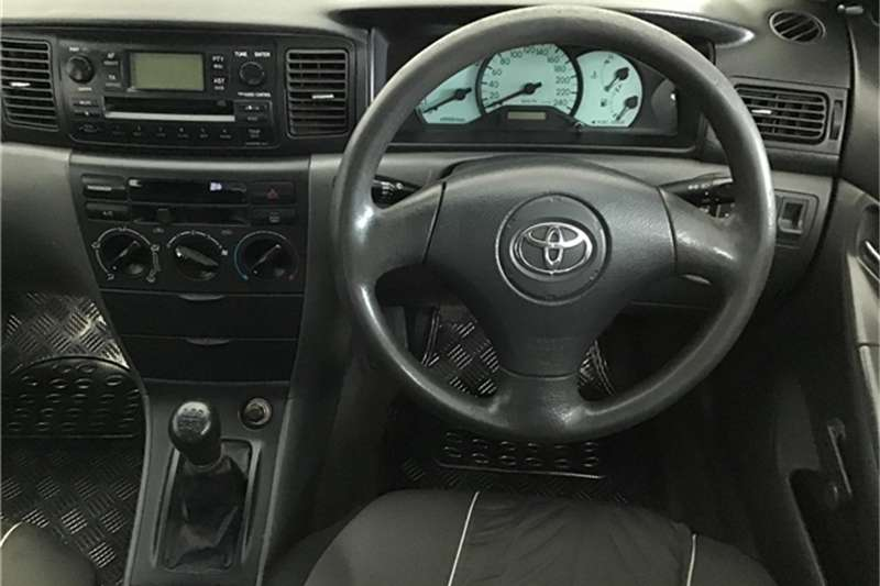 Toyota Corolla 160i GLE 2007