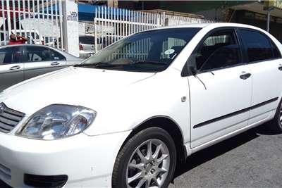 Used 2008 Toyota Corolla 160i GLE