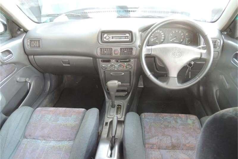 Toyota Corolla 160i GLE Auto 2000