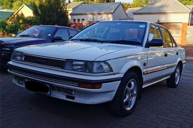 Toyota Corolla 160i GLS 1991