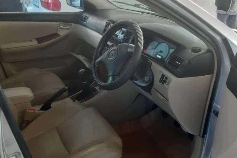 Used 2003 Toyota Corolla 160i GLS