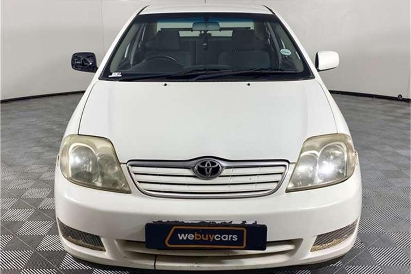 2006 Toyota Corolla Corolla 160i GLS