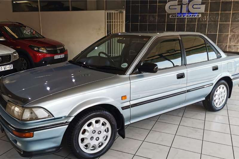 Toyota Corolla 160i Sprinter 1990
