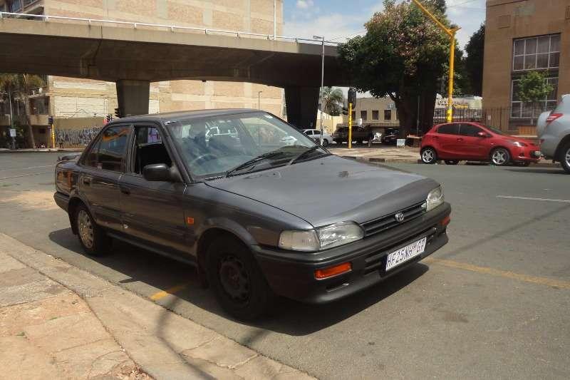 Toyota Corolla 160i Sprinter 1997