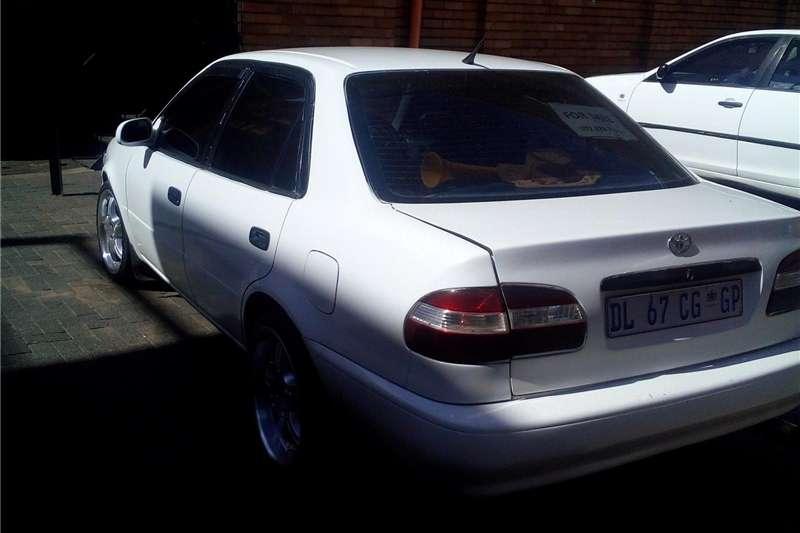 Toyota Corolla 180i GLS 2002