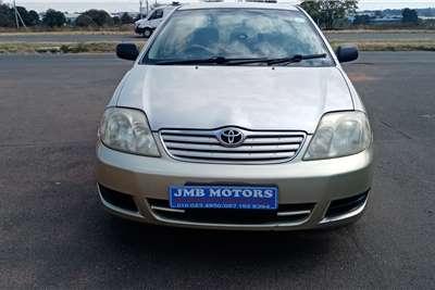 Used 2004 Toyota Corolla 180i GLS
