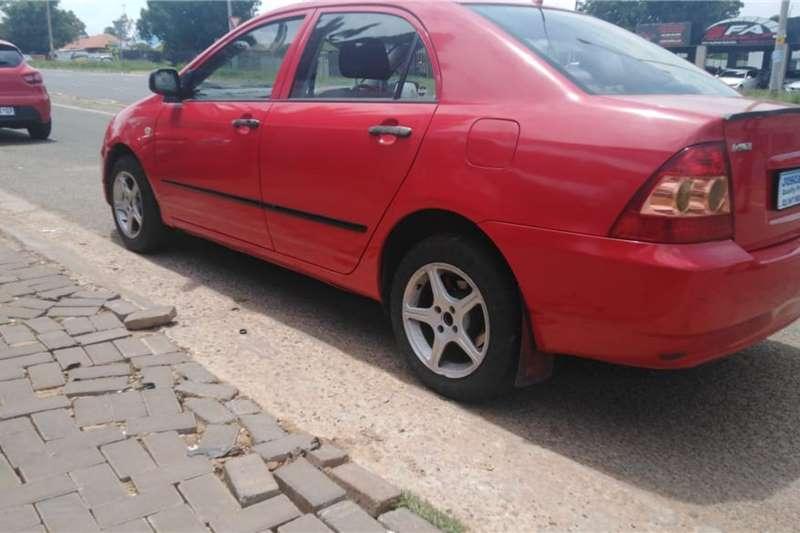 Toyota Corolla 180i GLS 2006