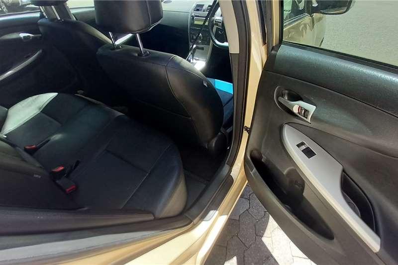 Toyota Corolla 2.0 2012