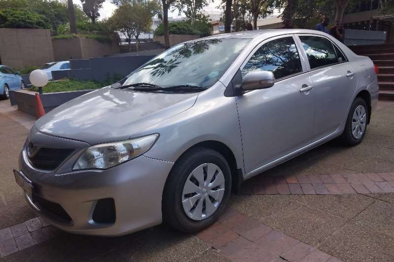 Toyota Corolla 2.0 Exclusive 2011