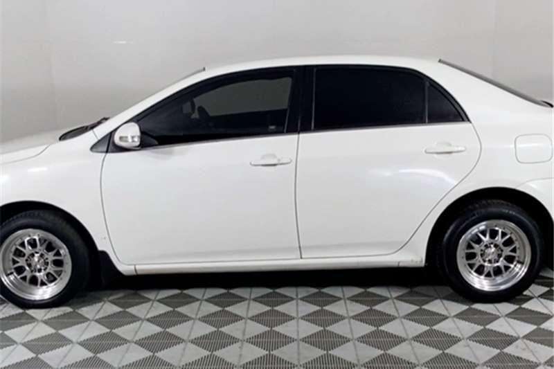 2012 Toyota Corolla Corolla 2.0 Exclusive
