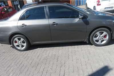 2011 Toyota Corolla Corolla 2.0 Exclusive auto