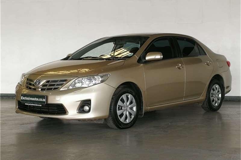 Toyota Corolla 2.0 Exclusive auto 2013