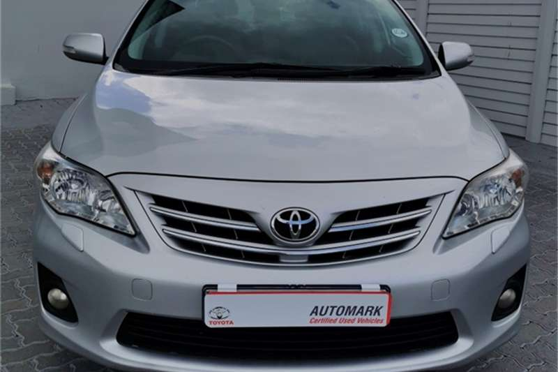 Toyota Corolla 2.0 Exclusive with VSC 2013