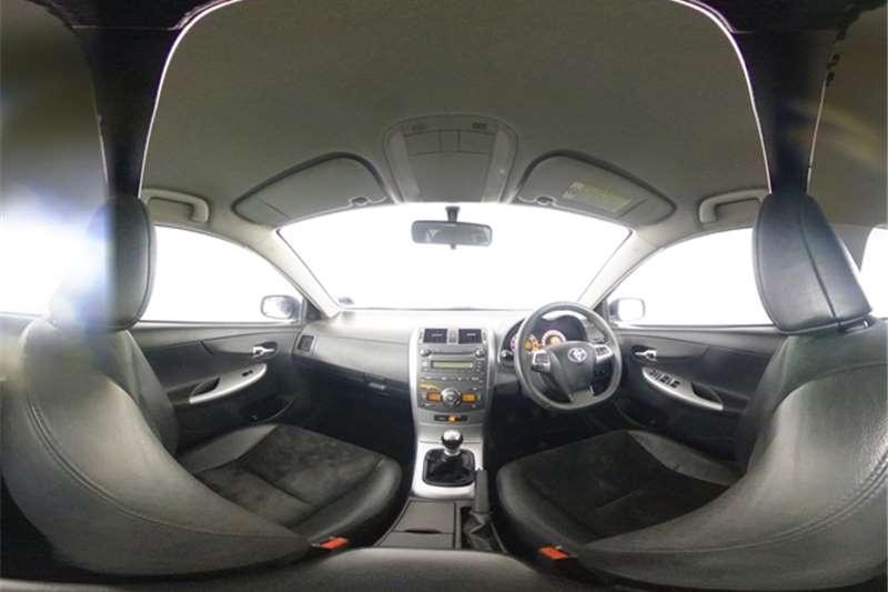 2011 Toyota Corolla Corolla 2.0 Sprinter