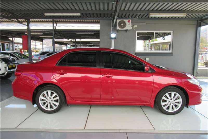 Toyota Corolla 2.0D 4D Advanced 2009