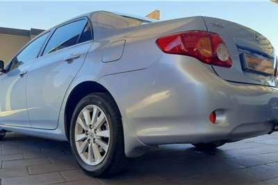 Toyota Corolla 2.0D 4D Advanced 2009