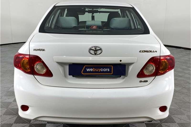 Used 2009 Toyota Corolla 2.0D 4D Advanced