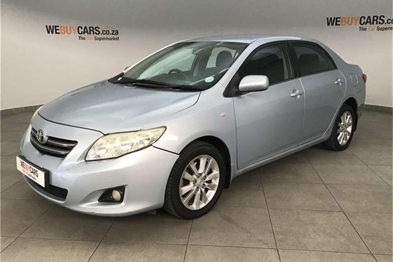 Toyota Corolla 2.0D-4D Advanced 2010