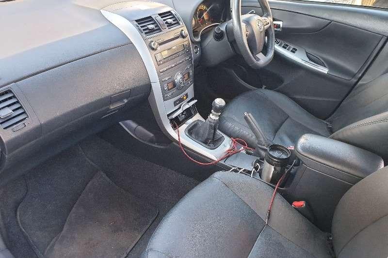 Used 2011 Toyota Corolla 2.0D 4D Advanced