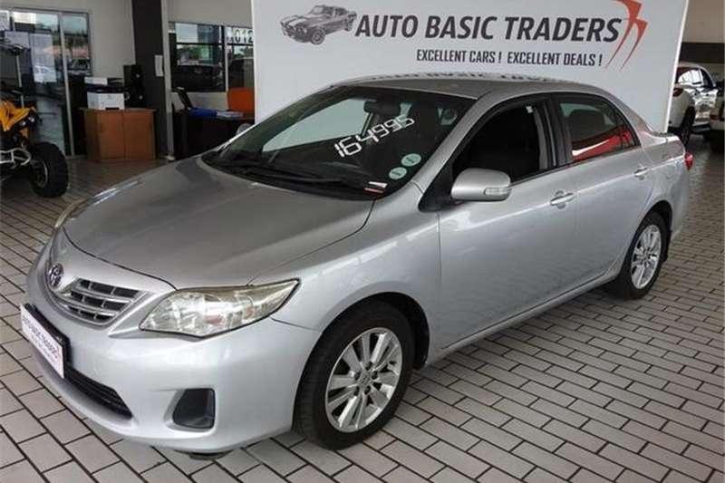 Toyota Corolla 2.0D-4D Advanced 2012
