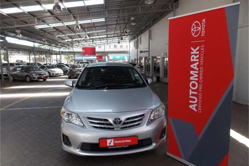 Toyota Corolla 2.0D 4D Advanced 2013