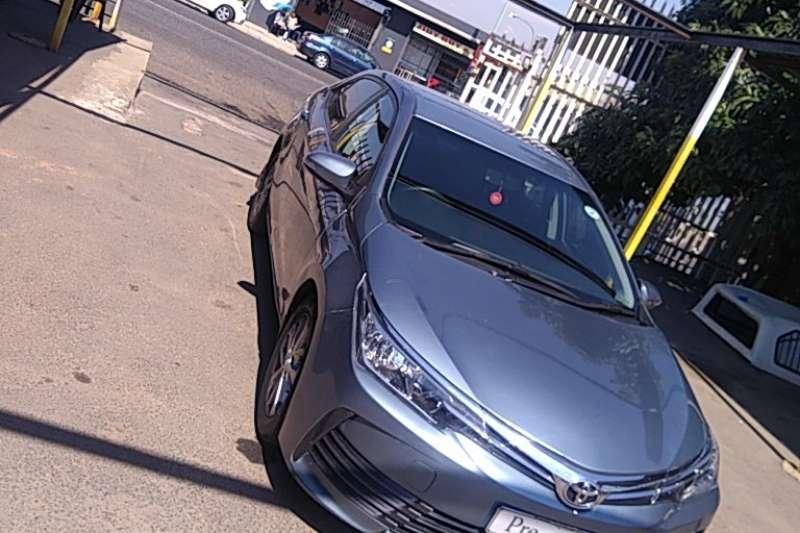 Used 2015 Toyota Corolla 2.0D 4D Advanced