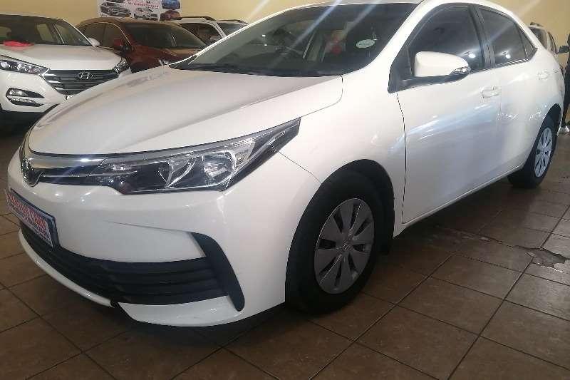 Used 2018 Toyota Corolla 2.0D 4D Advanced