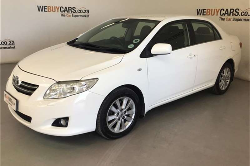 Toyota Corolla 2.0D 4D Exclusive 2009