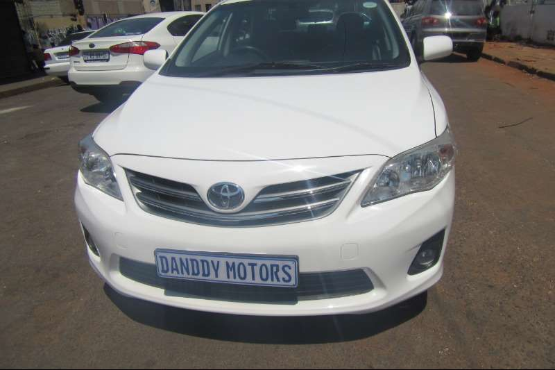 Toyota Corolla 2.0D 4D Exclusive 2010